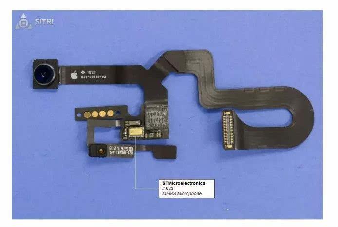 iPhone 7 Plus拆机解析报告的照片 - 52