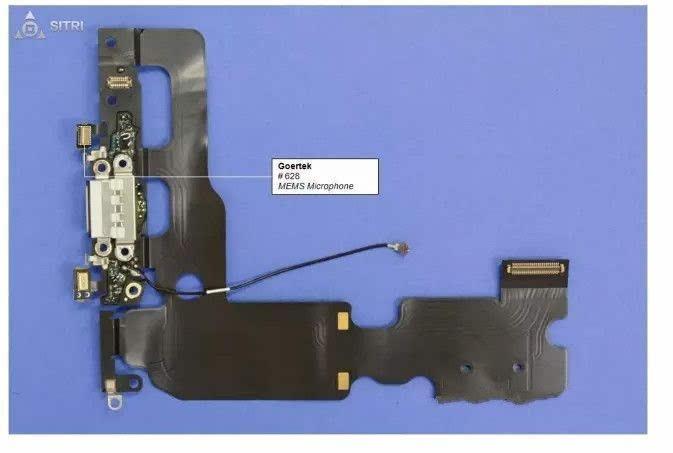 iPhone 7 Plus拆机解析报告的照片 - 74