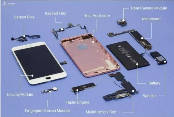 iPhone 7 Plus拆机解析报告的照片 - 2