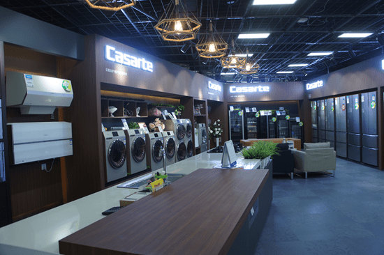 一个店震动一座城:西安国美全力打造场景化家电体验店