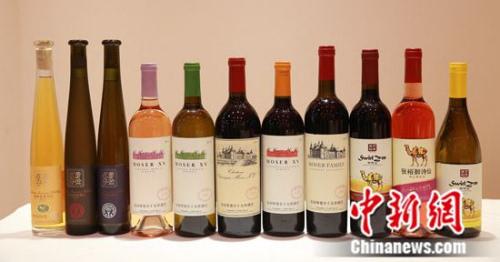 张裕4款佳酿入选《贝丹德梭葡萄酒年鉴》图片