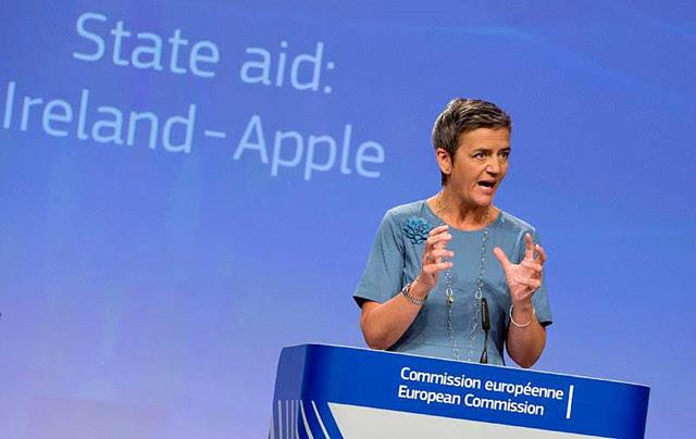 都跑不掉 欧盟称更多美国科技巨头需要补税