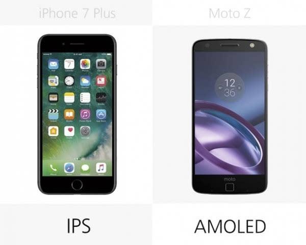 iPhone 7 Plus和Moto Z规格参数对比的照片 - 9