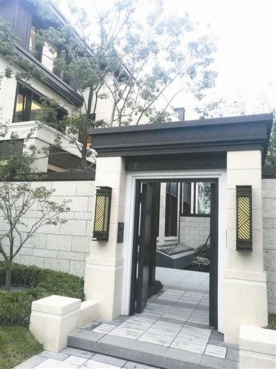 新中式豪宅产品大热图片