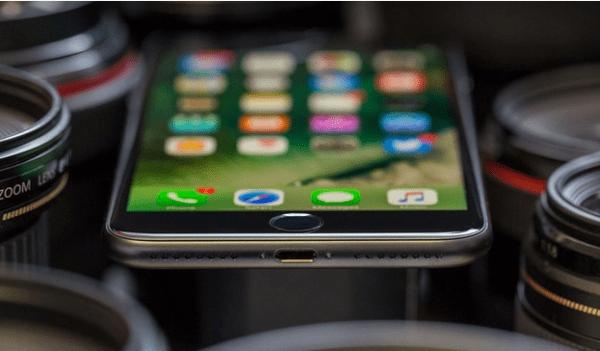 对于不愿使用Touch ID的用户来讲 iPhone愈发难用的照片