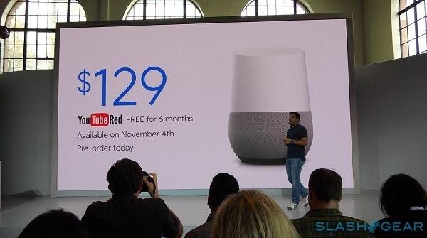 Google Home正式发布:售价129美元、11月4号上市的照片 - 3