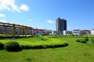 通辽新城区规划图