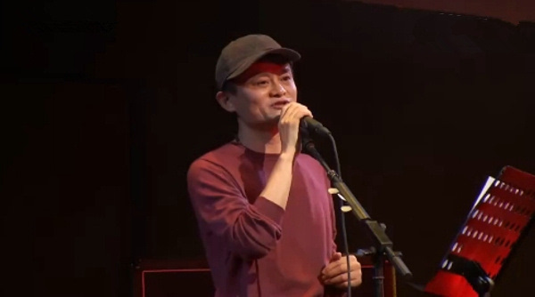"""马云献唱陈奕迅、Beyond经典老歌 网友可以和王健"""""""