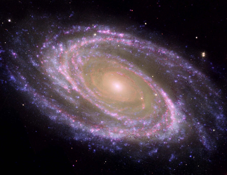 宇宙星系图片大全_宇宙星系图片大全画法