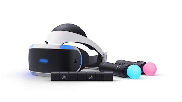 """秒HTC VR 索尼新产品让虚拟更加现实"""""""