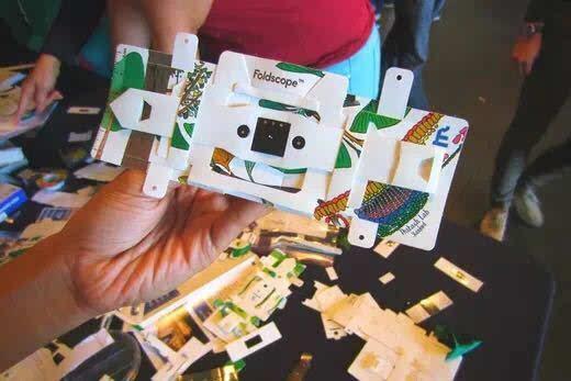 """麦克阿瑟天才如何使用1美元显微镜改变世界"""""""