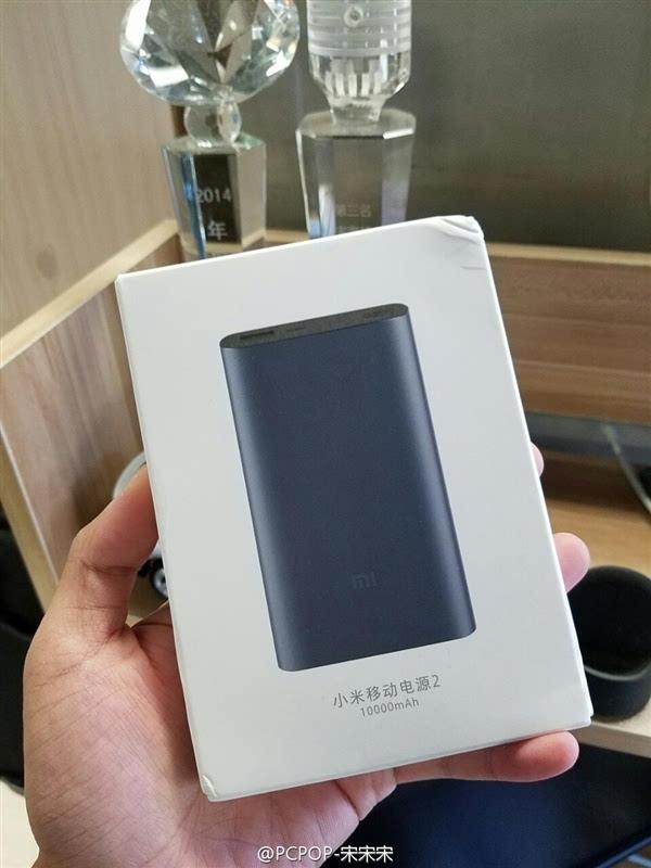 """小米移动电源2代抢先上手:Micro USB口、双向快充"""""""