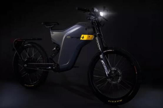 """图通勤神器充一次电能跑241km的电动自行车"""""""