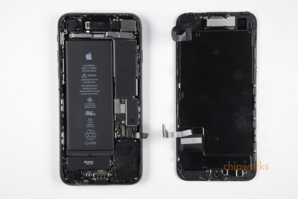 """iPhone 7内置神秘FPGA芯片 具体用途还未可知"""""""