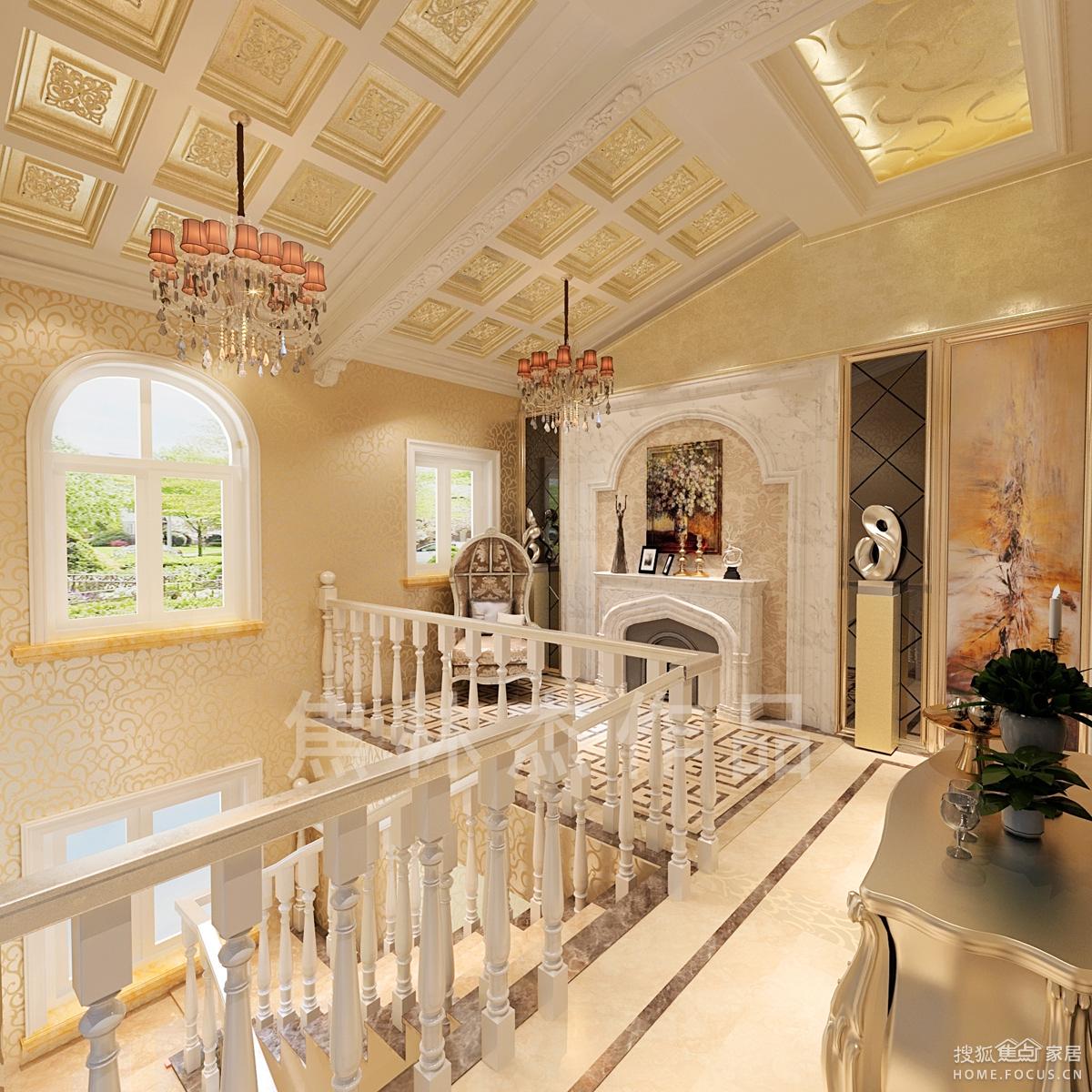金沙高尔夫官邸5室3厅4卫400 联排别墅欧式