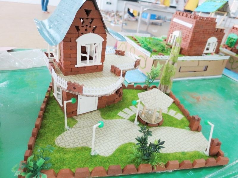 佛山举办青少年建筑模型比赛 打开想象空间共筑梦想家园图片