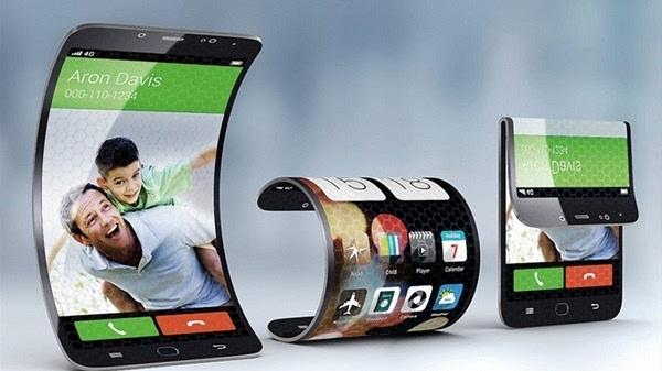 三星有意推出可弯折智能手机 但不知大家是否愿意买账的照片