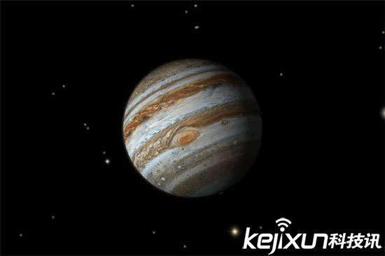 霍金预言:木星30亿年后或将取代太阳
