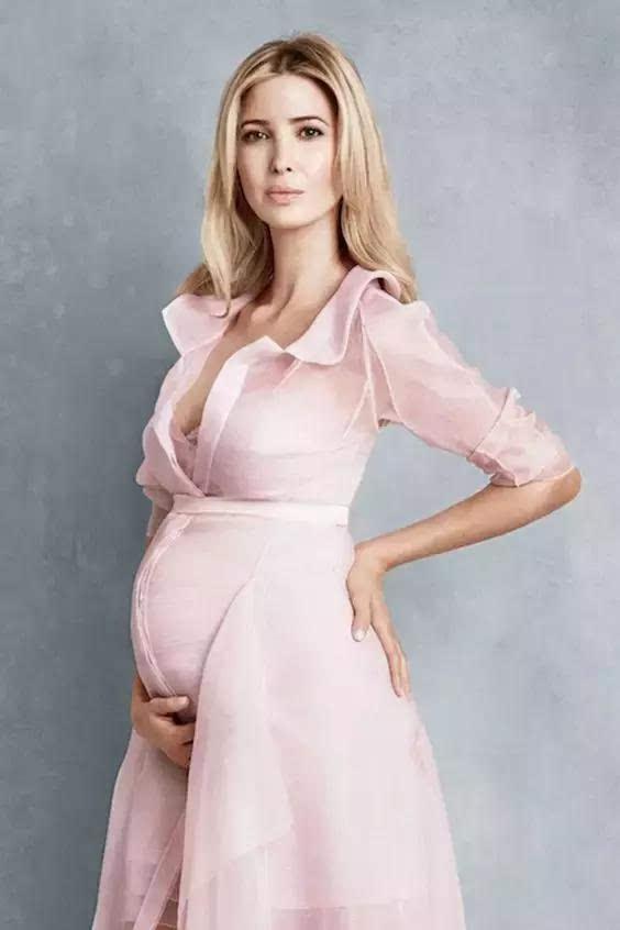伊万卡 特朗普的成长历程,豪门中的时尚ICON图片