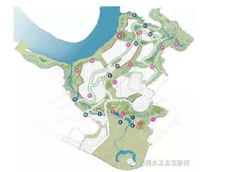 重庆华侨城大型海绵社区规划设计实践图片
