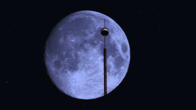 最大 超级月亮 今晚登场,比平时大15 ,错过ta就要等到2034年