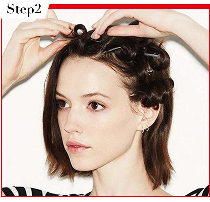 古力娜扎新发型逆了天的短!这么好看的短发图片