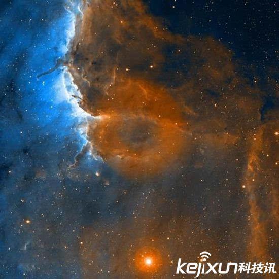 天鹤座鹈鹕星云在哪? 鹈鹕星云里都有什么?