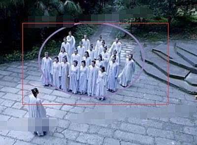 要是知道《花千骨》,这么多穿帮镜头,还会看吗?图片