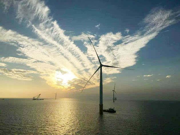 据介绍,平潭大练海上风电项目位于福建省平潭综合实验区平潭岛东北侧