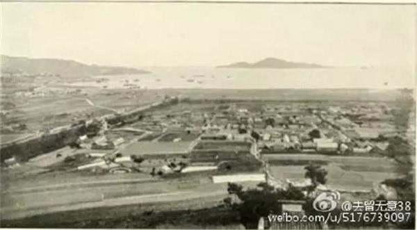刘公岛老照片 时光剪影记录流年往事