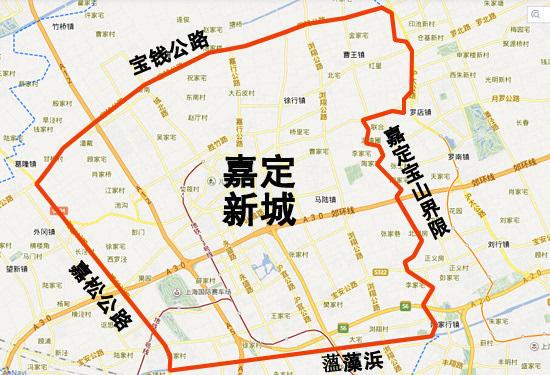 嘉定新城 人口_嘉定新城规划图高清