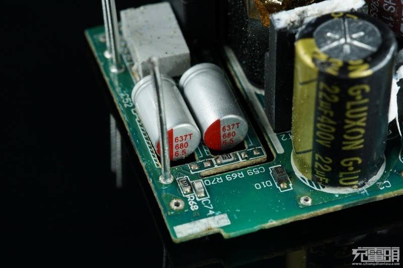 华为mate9 supercharger充电器拆解与测评