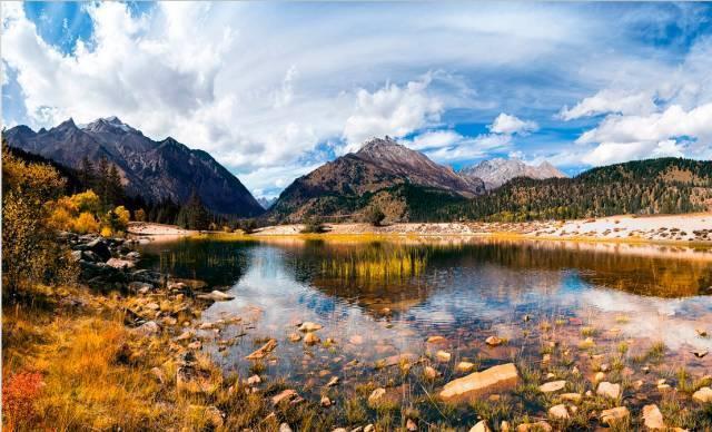 格聂神山-高原上的香巴拉