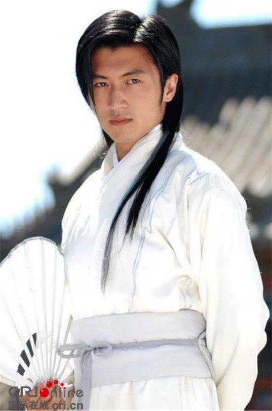 鹿晗陈晓李易峰霍建华胡歌 惊艳的古装白衣美男图片