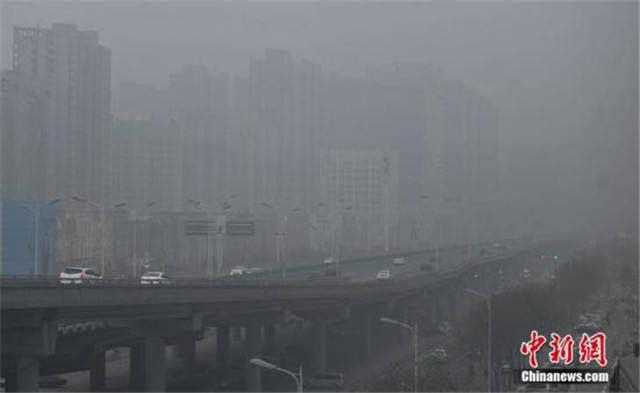空氣質量最差10城 74城空氣質量排名