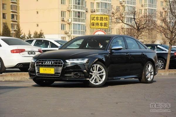 """合肥奥迪S6 购车享优惠1439万 现车在售"""""""