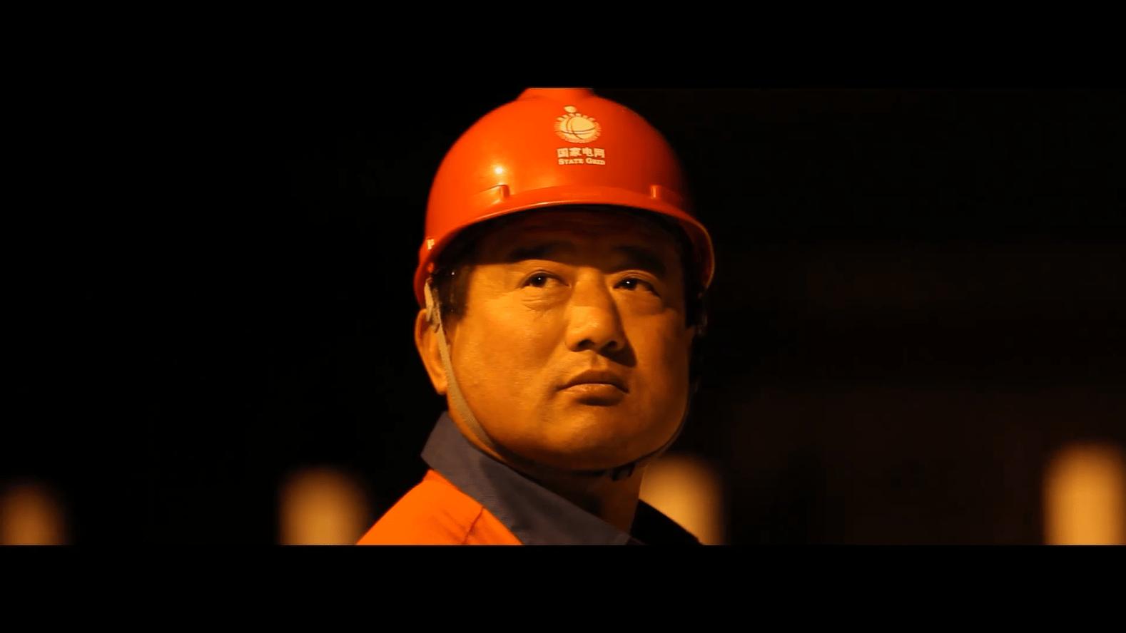 [百部中国梦微电影展播]《金山彩虹》:一线电力工人用
