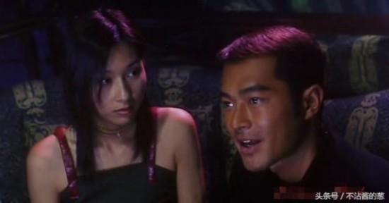 古天乐银幕带感cp,李若彤的小龙女只能屈居第二名?