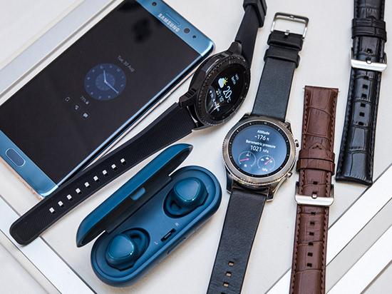 """除了外形酷炫 三星Gear S3还是性能最强的智能手表"""""""