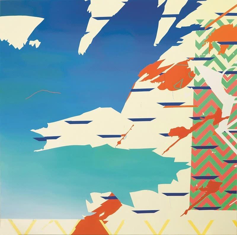 """中国画碰撞当代艺术 呈现不一样的""""跨界""""之美"""