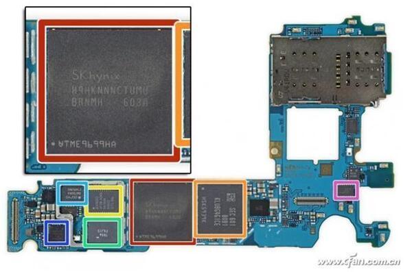 """内存6GB的安卓手机还是卡真相在此"""""""