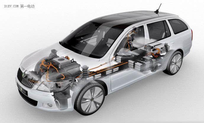 电动汽车主要由电力驱动系统,能源系统和辅助工作系统三大部分组成.