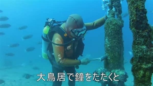 子有 神力 与深海怪鱼保持联系25年