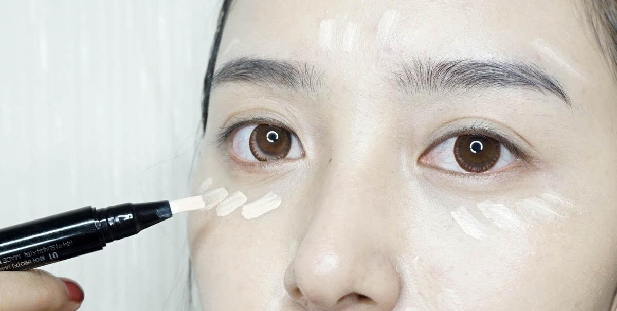 赫眼的画法步骤图解