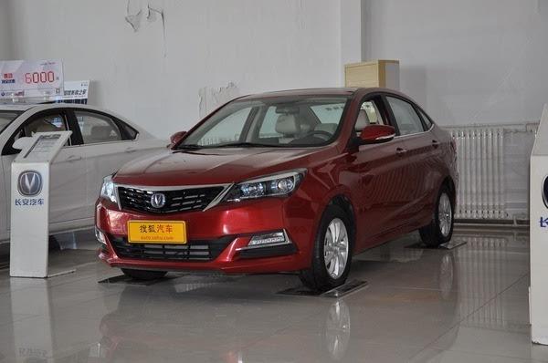 """合肥长安悦翔V7优惠高达6000元 现车在售"""""""