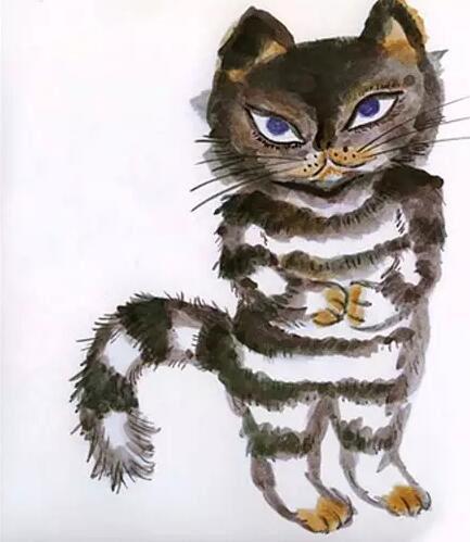 """活了一百万次的猫"""""""
