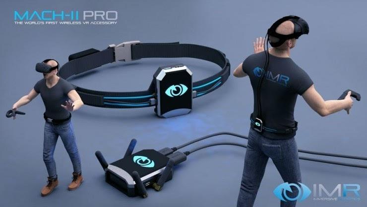 """计划支持单眼4K!IMR打造高压缩低延迟无线VR系统"""""""