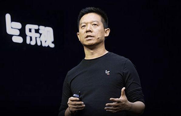 """贾跃亭乐视1月3日将发布34史上首款互联网生态电动"""""""