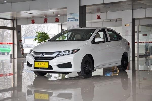 """合肥本田购锋范现车在售 价格直降5000元"""""""
