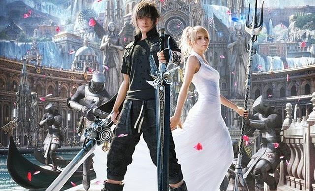 """《最终幻想15》国行销量不俗亚洲第二"""""""